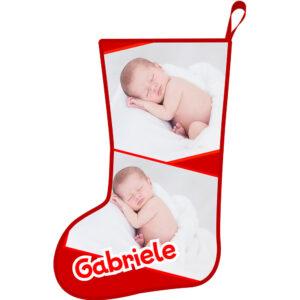 Calza della befana personalizzata - crea online