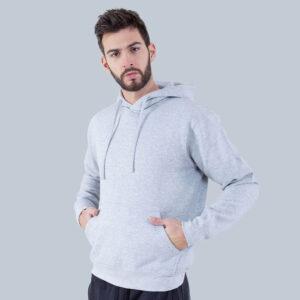 Felpa uomo con cappuccio Classic Fit personalizzata - crea online